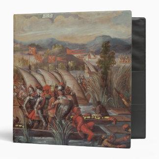 The Capture of Guatemoc Binder