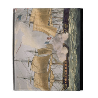 The Capture of La Clorinde, February 26th 1814, en iPad Folio Cover