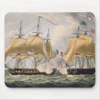 The Capture of La Clorinde, February 26th 1814, en Mouse Pad