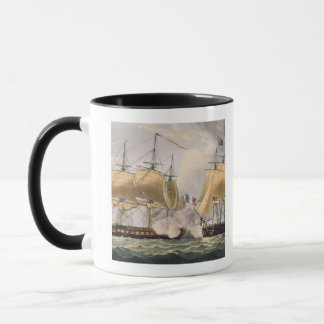 The Capture of La Clorinde, February 26th 1814, en Mug