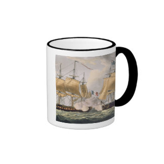 The Capture of La Clorinde, February 26th 1814, en Coffee Mugs