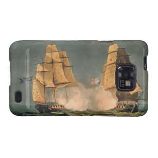 The Capture of La Nereide, December 21st 1797, eng Samsung Galaxy SII Cases