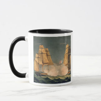 The Capture of La Nereide, December 21st 1797, eng Mug