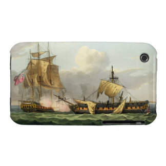 The Capture of La Vengeance, August 21st 1800, eng iPhone 3 Covers