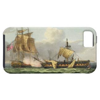 The Capture of La Vengeance, August 21st 1800, eng iPhone SE/5/5s Case