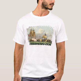 The Capture of La Vengeance, August 21st 1800, eng T-Shirt
