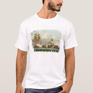 The Capture of La Vengeance, August 21st 1800, eng T-Shirt