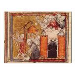 The Capture of Rouen, Grandes Chroniques de Postcard
