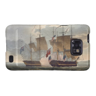 The Capture of the Chesapeake, June 1st 1813, engr Galaxy S2 Cover