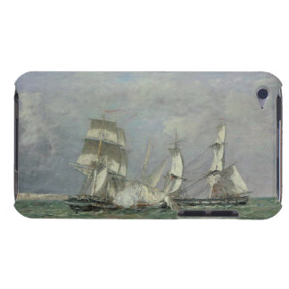 The Capture of the 'Petit Rodeur', 1878 (oil on ca iPod Touch Covers