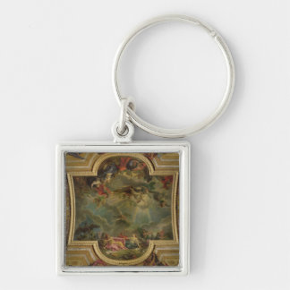 The Capture of Town and Citadel Ghent in six Keychain