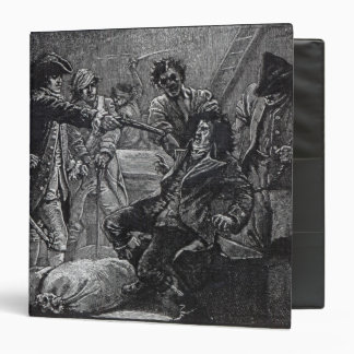 The Capture of Wolfe Tone in 1798 Binder