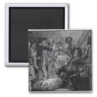 The Capture of Wolfe Tone in 1798 Magnet