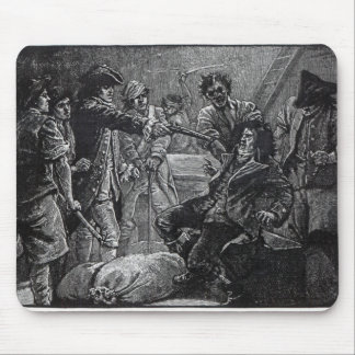 The Capture of Wolfe Tone in 1798 Mouse Pad