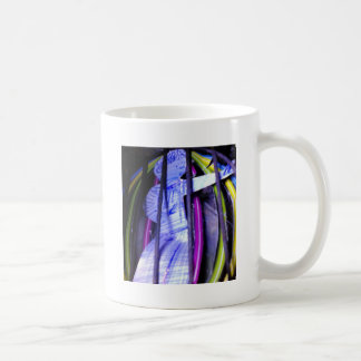 the captured to flower fairy coffee mug