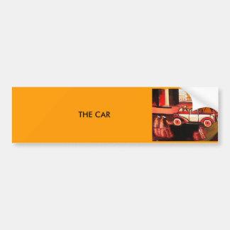 THE CAR BUMPER STICKER