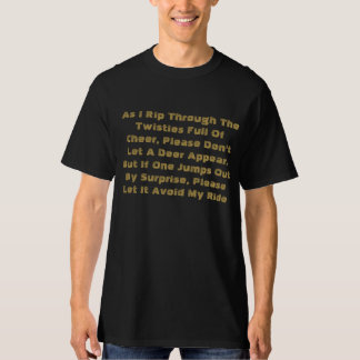 The Car Gods T Shirt
