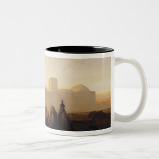 The Caravan Two-Tone Coffee Mug