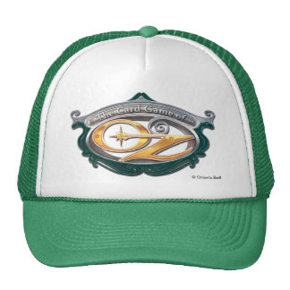 The Card Game of Oz Trucker Hat