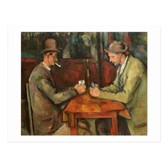 The Card Players, 1893-96