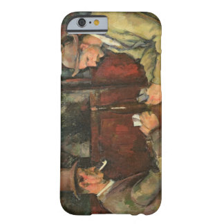 The Card Players, 1893-96 Barely There iPhone 6 Case