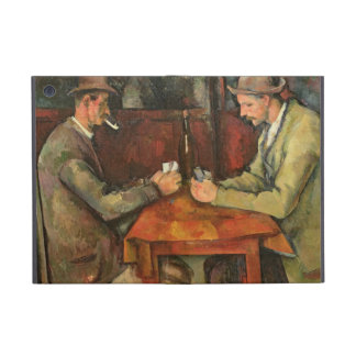 The Card Players, 1893-96 Case For iPad Mini