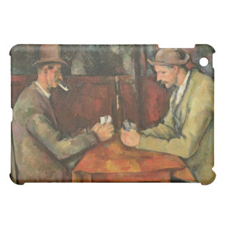 The Card Players, 1893-96 Cover For The iPad Mini