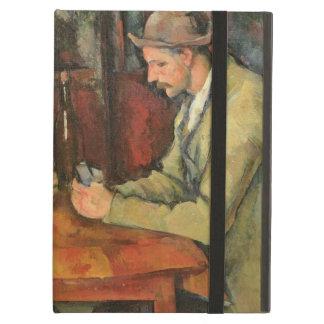 The Card Players, 1893-96 iPad Air Case