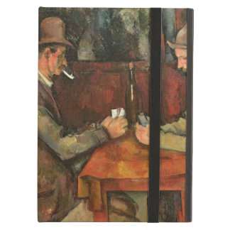The Card Players, 1893-96 iPad Air Cover