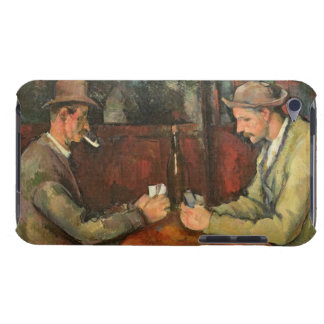 The Card Players, 1893-96 iPod Case-Mate Case