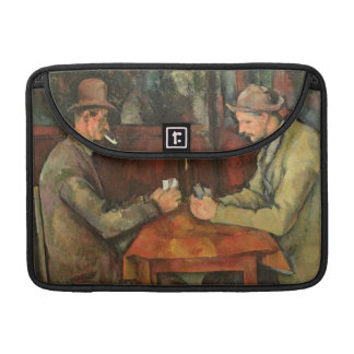 The Card Players, 1893-96 MacBook Pro Sleeve