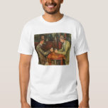 The Card Players, 1893-96 Shirt
