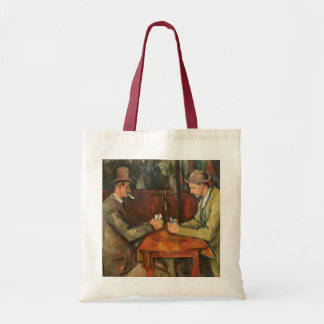 The Card Players, 1893-96 Tote Bag
