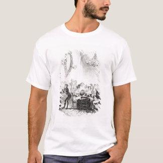 The card room at Bath T-Shirt