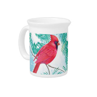 The Cardinal - Drink Pitchers