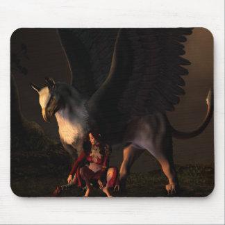 """""""The Cardinal"""" Mouse Pad"""