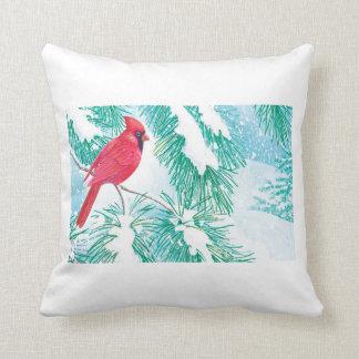The Cardinal - Pillow