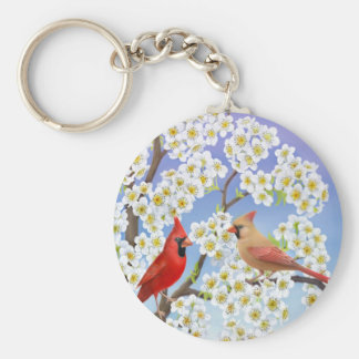The Cardinals Keychain