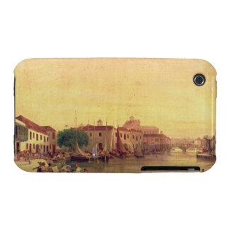 The Careenage, Bridgetown, Barbados, c.1848 iPhone 3 Covers