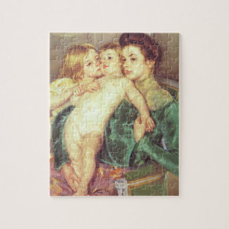 The Caress Jigsaw Puzzle