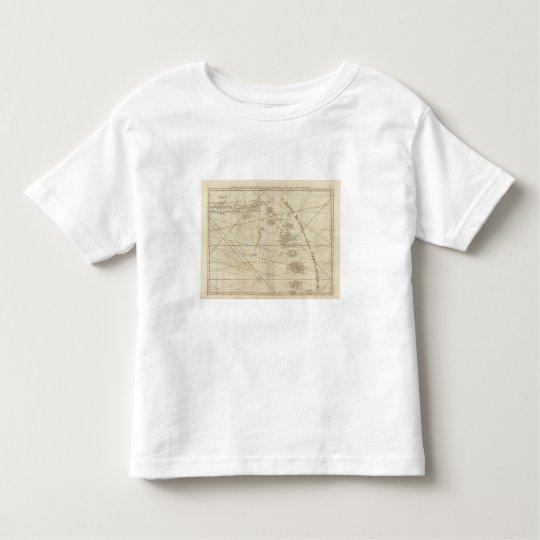 The Caribbean Islands, the Virgin Islands Toddler T-shirt
