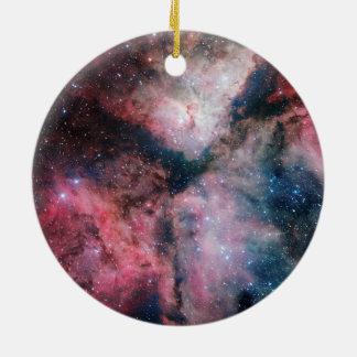 The Carina Nebula imaged by the VLT Survey Telesco Ceramic Ornament