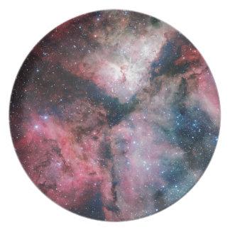 The Carina Nebula imaged by the VLT Survey Telesco Dinner Plate