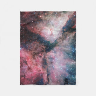 The Carina Nebula imaged by the VLT Survey Telesco Fleece Blanket