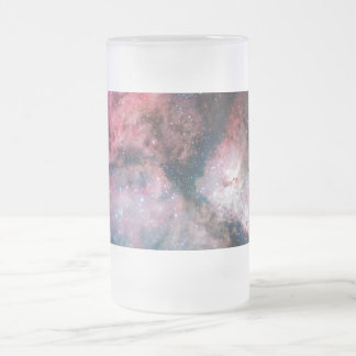 The Carina Nebula imaged by the VLT Survey Telesco Frosted Glass Beer Mug
