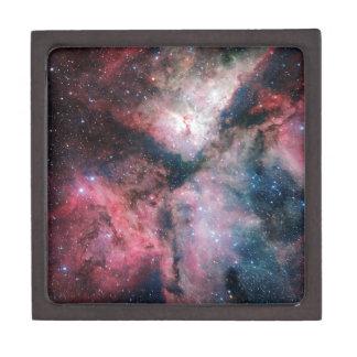 The Carina Nebula imaged by the VLT Survey Telesco Jewelry Box