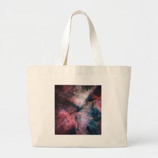 The Carina Nebula imaged by the VLT Survey Telesco Large Tote Bag