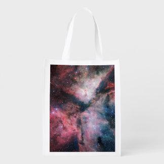 The Carina Nebula imaged by the VLT Survey Telesco Reusable Grocery Bag