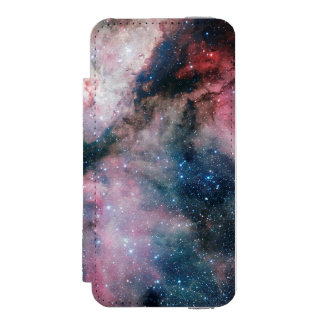 The Carina Nebula imaged by the VLT Survey Telesco Wallet Case For iPhone SE/5/5s
