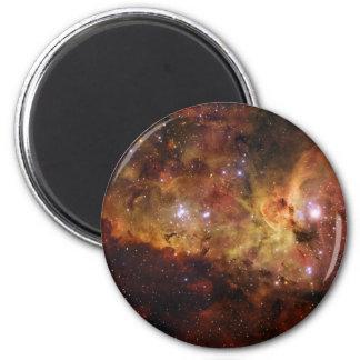The Carina Nebula Magnet